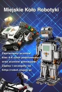 Miejskie Koło Robotyki w Słupsku